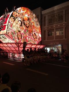 弘前市役所ねぷた 2016